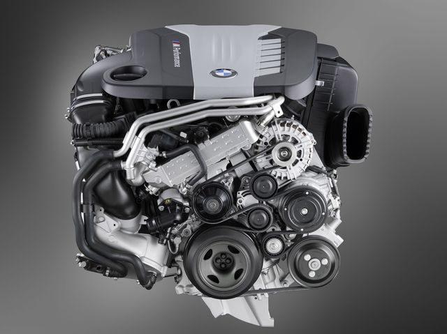 Мотор N57