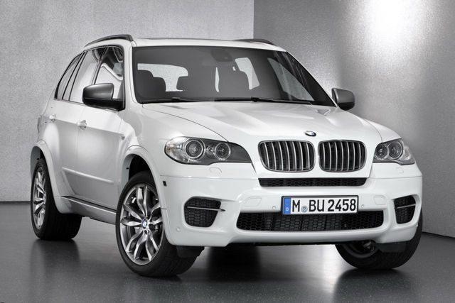 BMW X5 N57