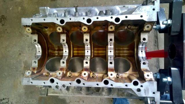 Ремонт мотора N62