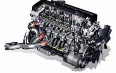 Мотор BMW S54