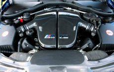 Мотор BMW S85 в БМВ М-серии
