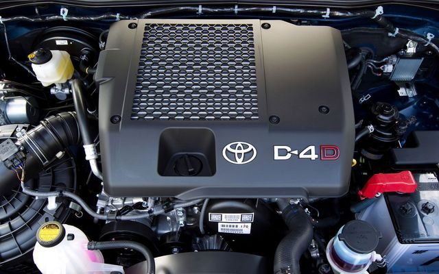 МоторD-4D