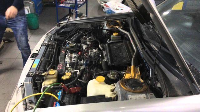 Форестер с мотором EJ205