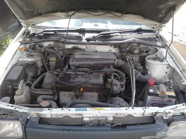 Мотор GA15DE