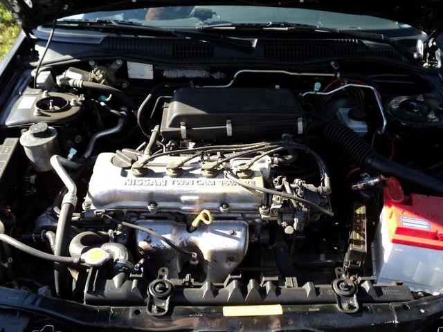 Мотор GA16DE
