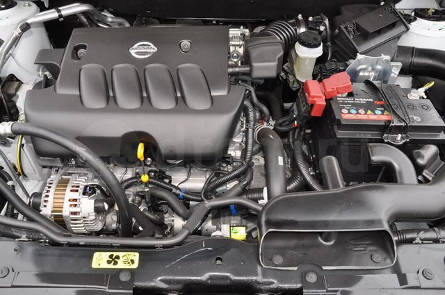 Мотор MR20DE