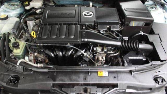 Двигатель Мазда 3
