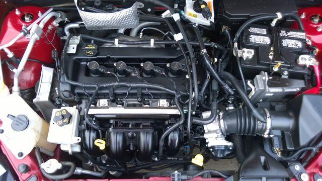Двигатель Duratec