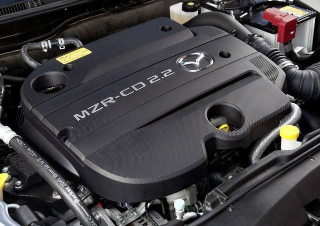 Двигатель MZR