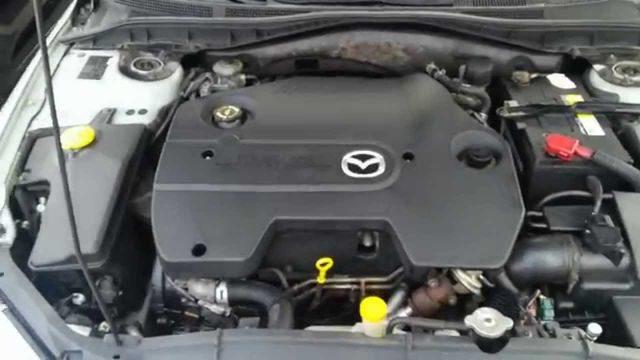 Двигатель Мазда 6 Скайактив