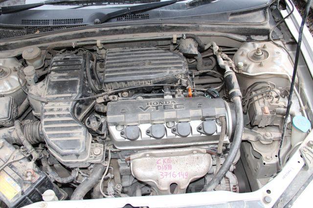 Мотор D15B