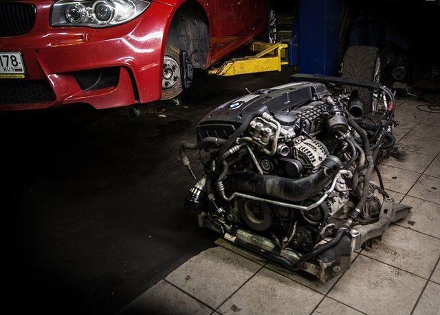 Ремонт мотора N54B30