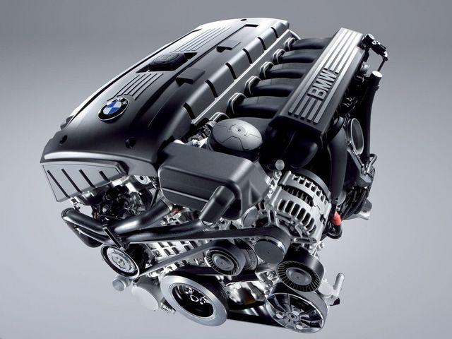 Двигатель N54B30