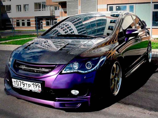 Honda Civic R18