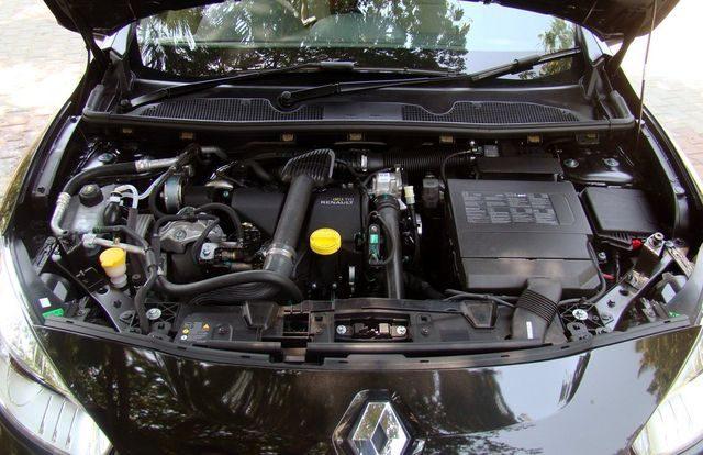 Двигатель Флюенс