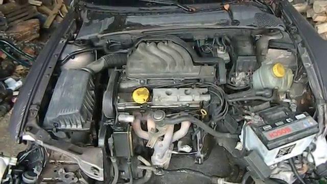 Двигатель opel vectra b 1.6 16v: характеристика, конструкция