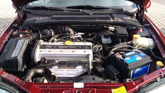 Мотор Opel Vectra B 2.0 16V
