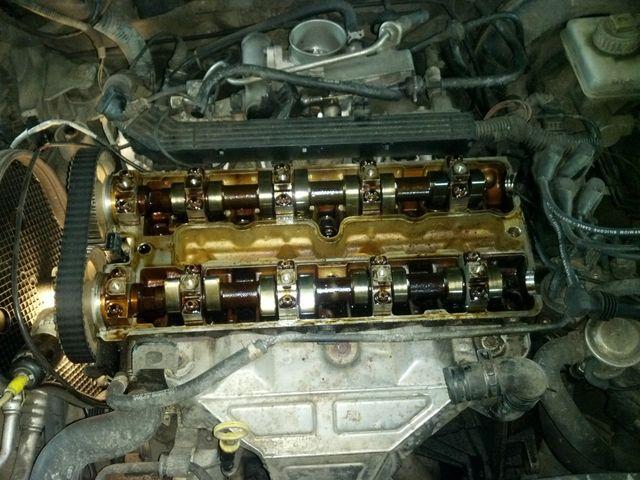 Обслуживание Opel Vectra B 2.0 16V