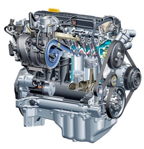 Мотор Z14XER