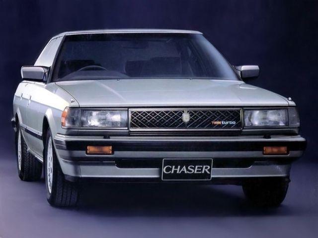 Toyota Chaser 1G-FE