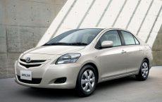 Toyota Belta 2NZ-FE