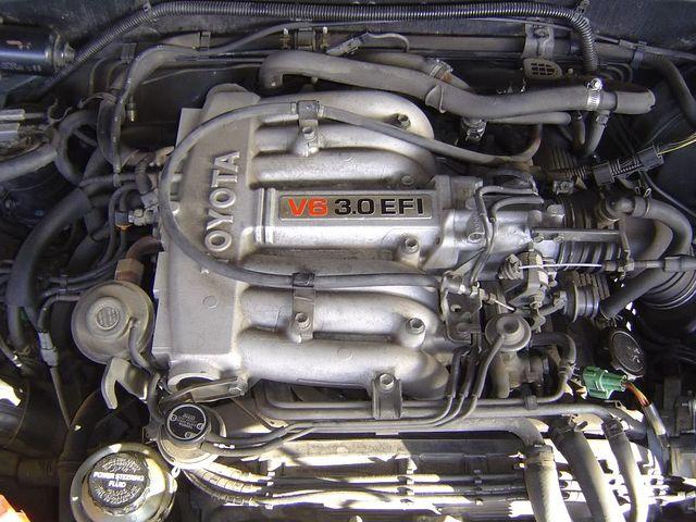 Мотор 3VZ