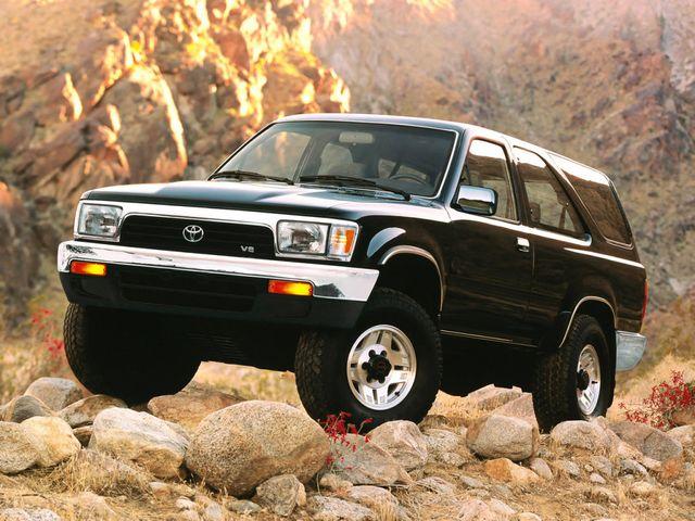 3VZ Toyota 4Runner