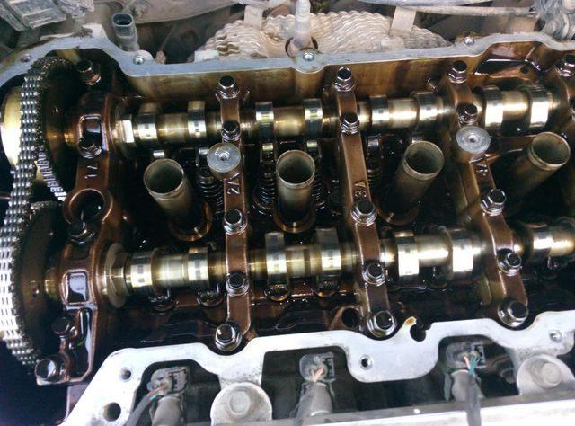 ТО мотора 4В11