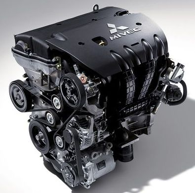 Мотор 4B12