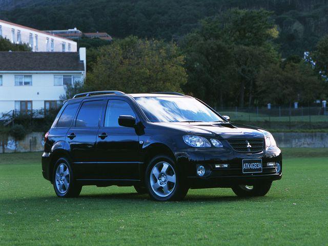 Mitsubishi Outlander 4G64