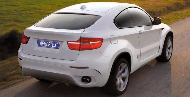 BMW X6 с мотором N20.