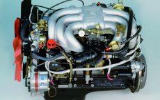 Модель копия движка BMW M40