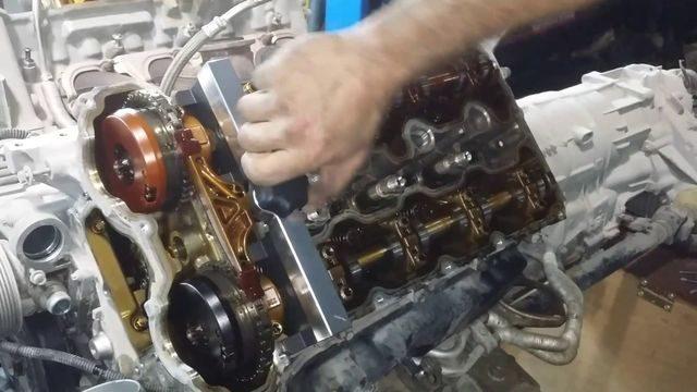Капитальный ремонт BMW N63