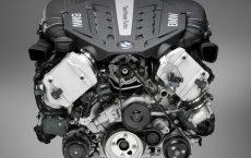 Мотор BMW N63
