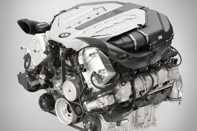ДВС BMW N63