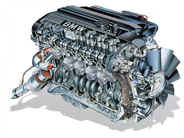 Движок Е7 BMW X6