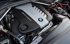 Мотор BMW X6