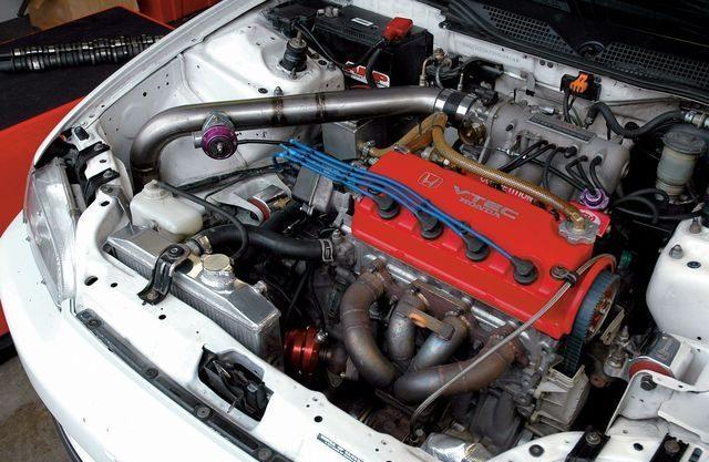 технические характеристики двигатель honda d16y4