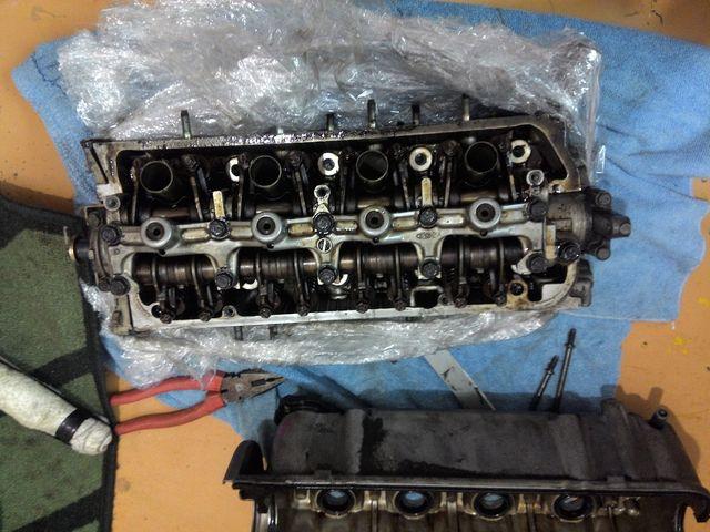 Капремонт мотора D16A