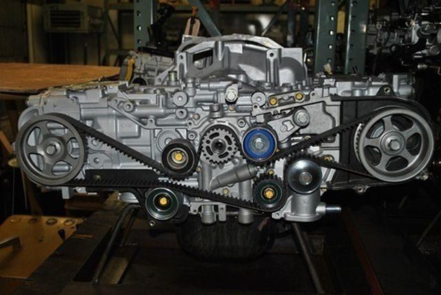 Мотор EJ251