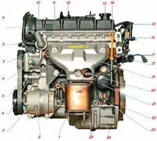 Мотор F14D3