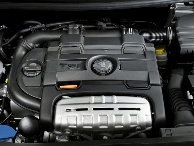 Мотор VAG TSi