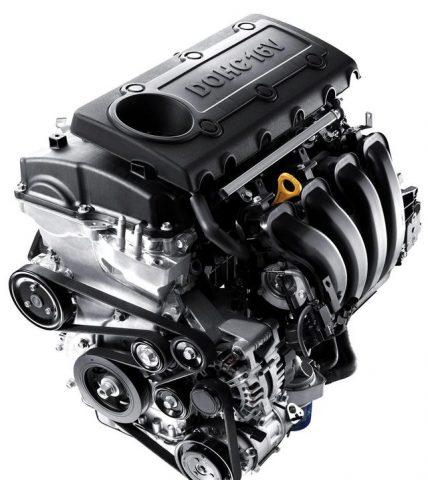 Мотор G4KE