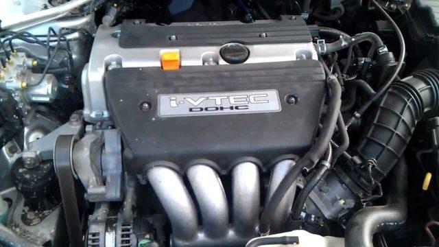 Мотор K20A