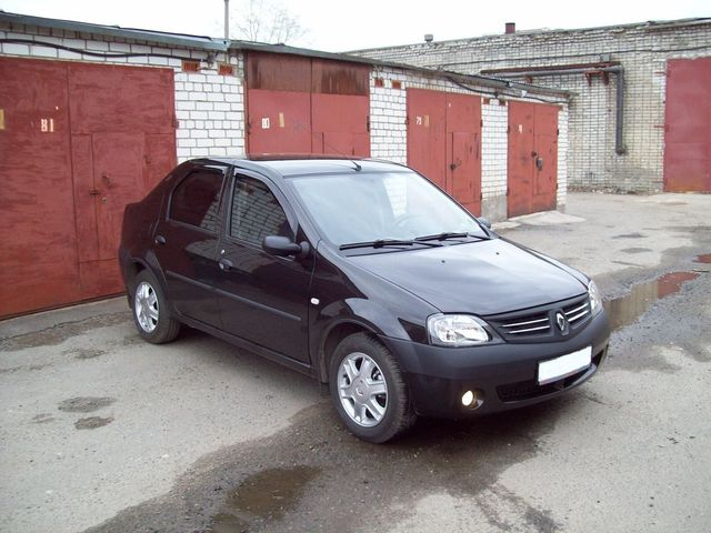 Renault Logan K7M
