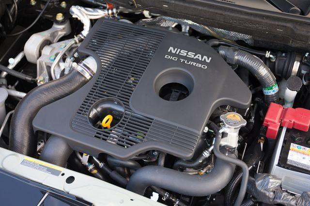 Мотор NISSAN JUKE