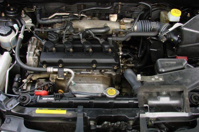 Мотор QR20DE