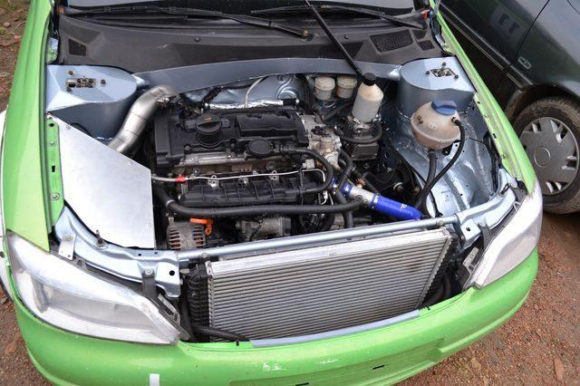 Мотор Opel Astra G