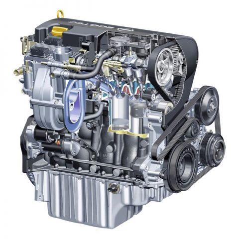 Мотор Астра