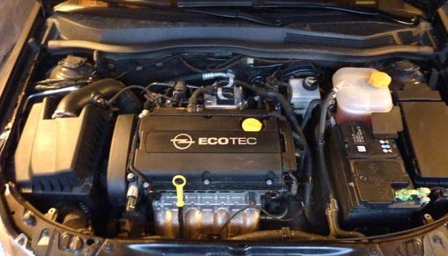 Z16XE Opel Astra H